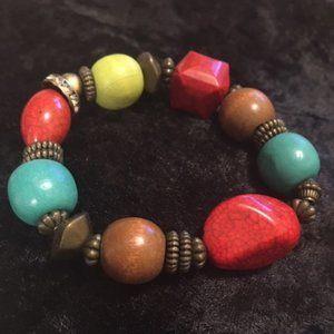 Precious Gem Stone Bracelet